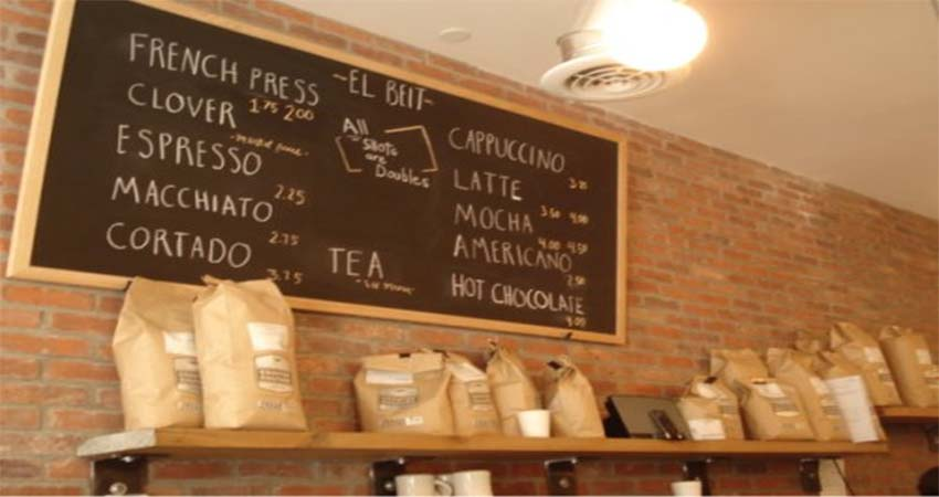 The Most Favourite Coffee Shop Menus to Enjoy