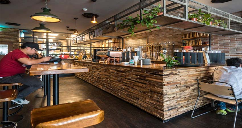 Decorating Your Coffee Shop with a Music House Décor