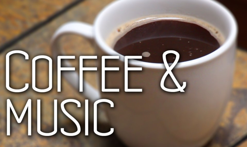 Live Music in Coffee House